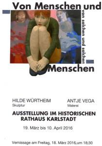 Plakat Karlstadt 2016